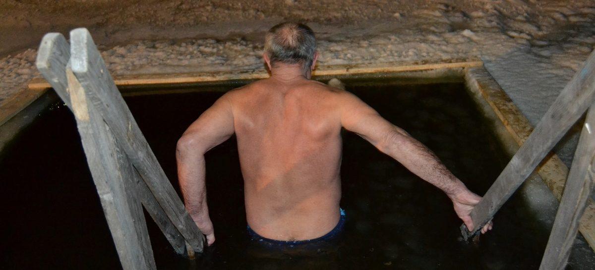 В Сальске готовятся к празднику Крещения