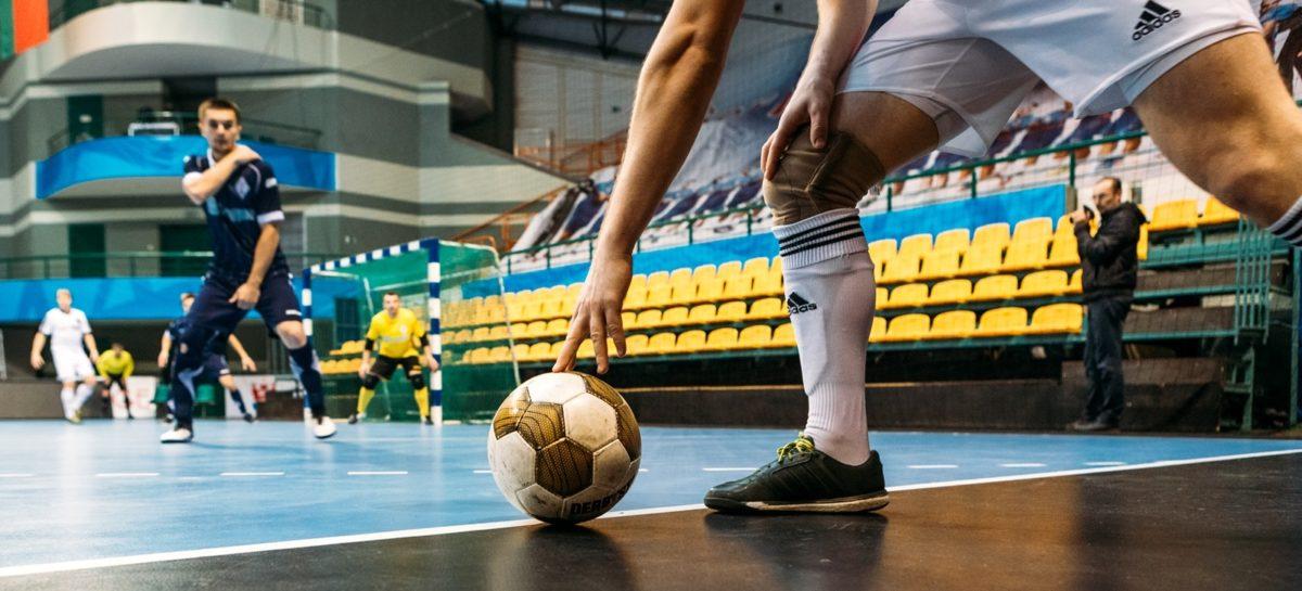 Дела мини-футбольные: как идет борьба в первой лиге?