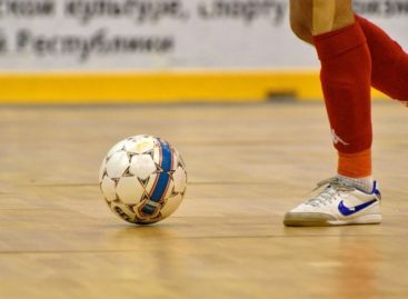 Кубок лиги по мини-футболу: прошли ответные матчи 1/4 финала