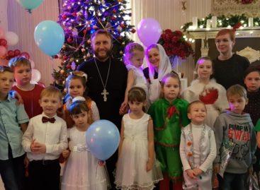 Рождественское чудо: сальчане устроили воспитанникам приюта яркий праздник