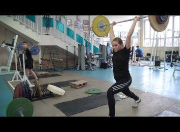 Ждем побед! Сальские тяжелоатлеты готовятся к первенству России