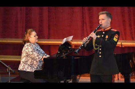 Выпускники школы искусств дали концерт в Сальске
