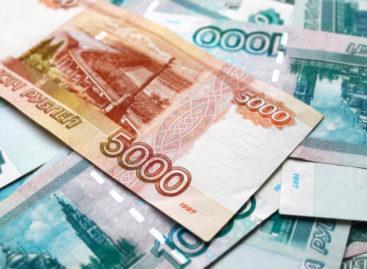 В Сальске более 200 молодых семей получили выплату за первого ребёнка