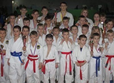 Рекордный выезд: «Боец» привез из Орловского района 31 медаль