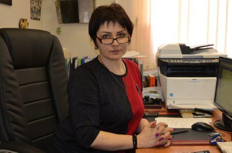 Елена Лавренко: «Мы в равной степени имеем право на здоровье и обязаны беречь его»