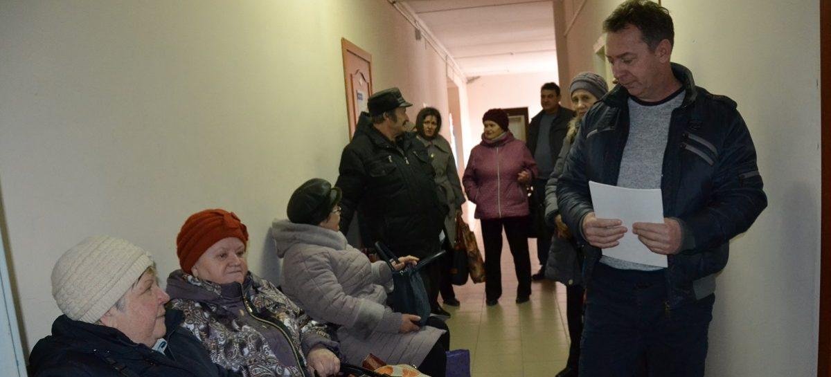 Сотни сальчан пришли в офис регионального оператора с новыми квитанциями за вывоз мусора