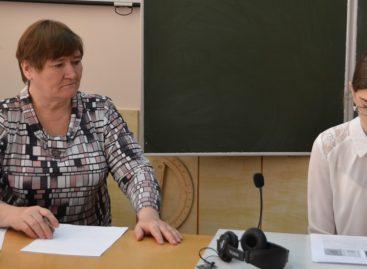 Большинство девятиклассников удачно прошли собеседование по русскому языку