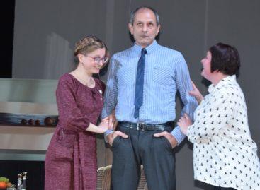 «Хочу вашего мужа»: народный драматический театр «Дежавю» представил премьеру