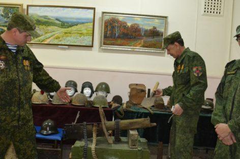 Защитников Отечества торжественно поздравили с праздником