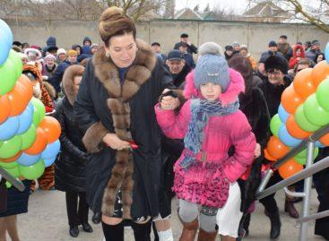 В Сальске открыли новую детскую поликлинику