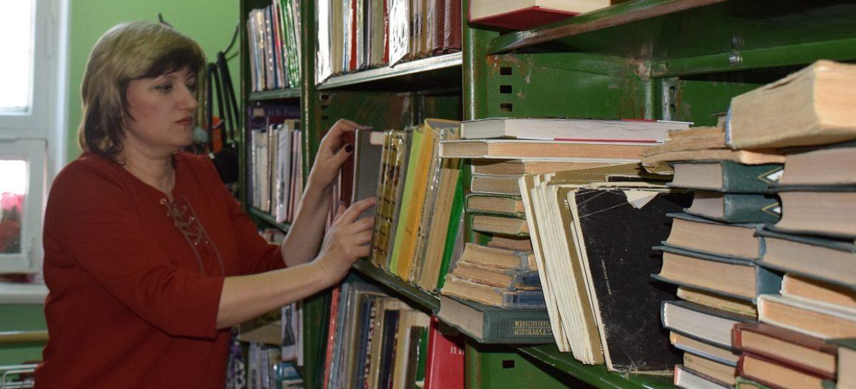 Сальчан приглашают принять участие в благотворительном сборе книг