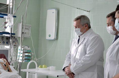 Донские онкоучреждения в этом году получат более 5 миллиардов в системе ОМС