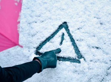 С вечера 22 февраля ожидаются сильные осадки и ветер, местами мороз