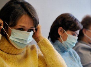 В Сальском районе сохраняется умеренный рост количества заболевших вирусными заболеваниями