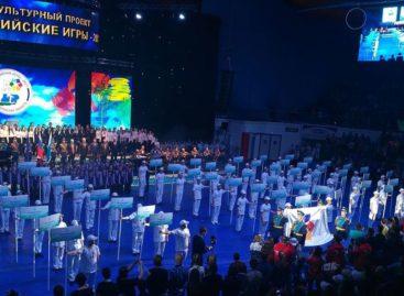 Молодежные Дельфийские игры России на Дону получили логотип