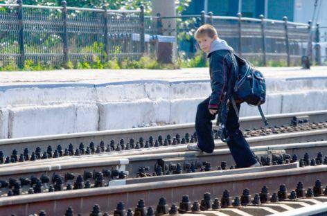 «Берегись поезда!»: в Сальском районе полиция борется с «зацеперами» и детским травматизмом