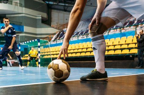 Футболистам пора в зал! В конце октября стартует межрайонный чемпионат по мини-футболу