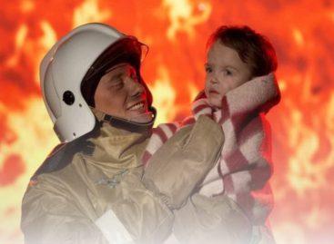 Донская противопожарная служба в этом году спасла 813 человек