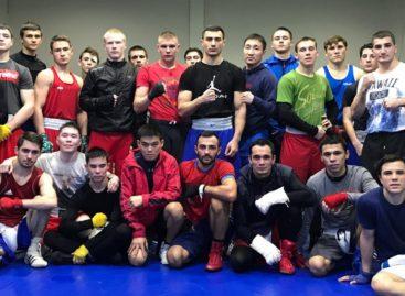 Сборная ЮФО по боксу прошла сборы в Сальске