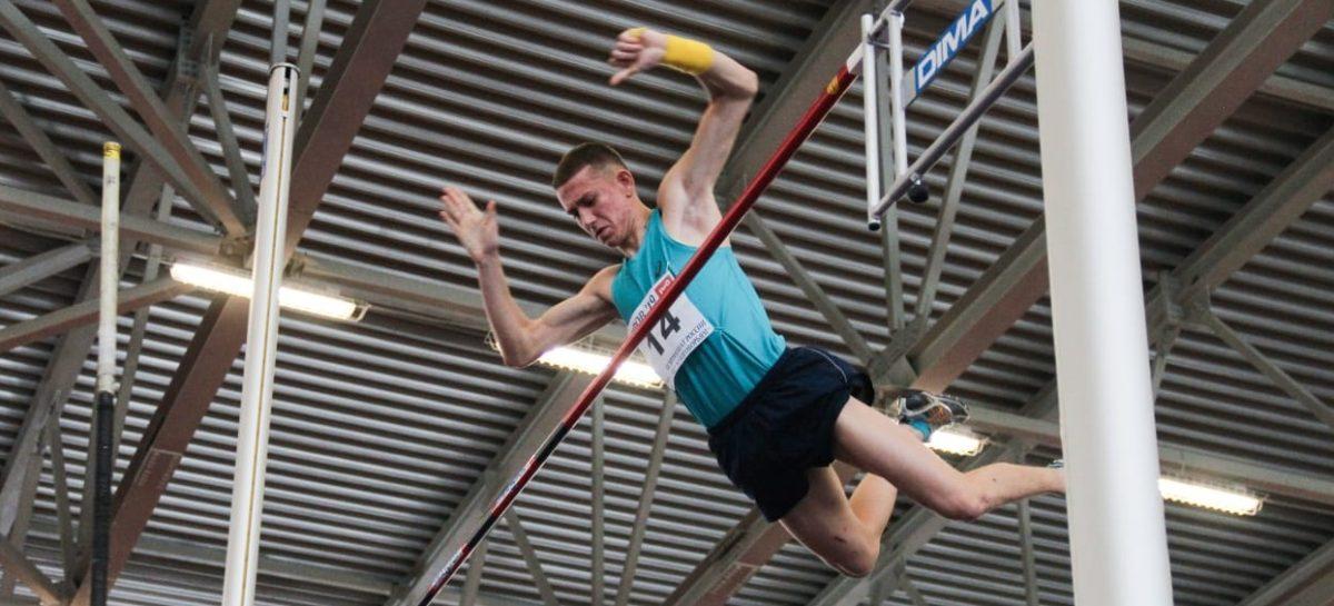 Сальчанин стал серебряным призером России по легкой атлетике