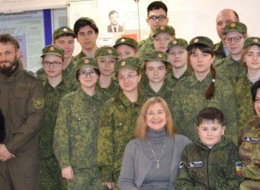 Cальские поисковики передали экспонаты в ставропольский музей Великой Отечественной войны