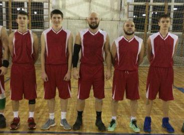 Сальский баскетбольный клуб «Русич» идет на первом месте чемпионата Кагальницкого района