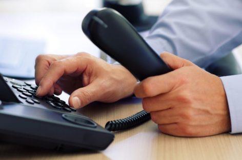 Связаться с участковым можно по телефону