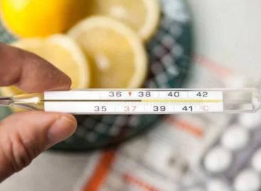 В Сальске резко увеличилось количество заболевших ОРВИ