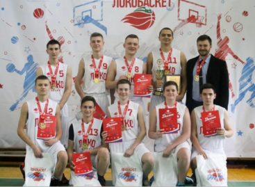 Сальчане впервые победили в региональном этапе школьной лиги «Локобаскет»