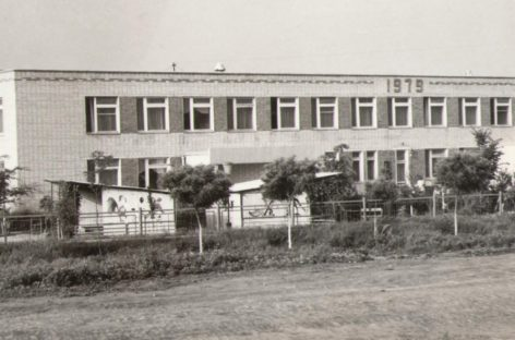 Детский сад «Журавушка» на Ново-Сальске отмечает юбилей