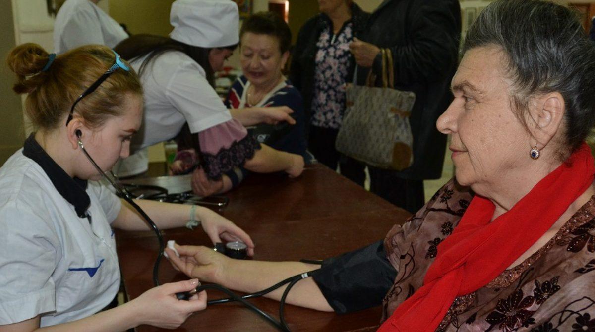 «Школа диабета» приглашает гигантовцев на свои занятия