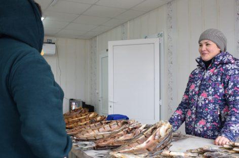 В Сальском районе ликвидированы несанкционированные рыбные рынки