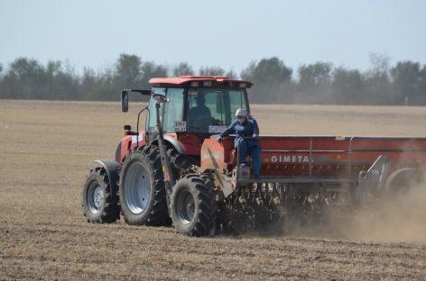 Аграрии Сальского района продолжают весенний сев