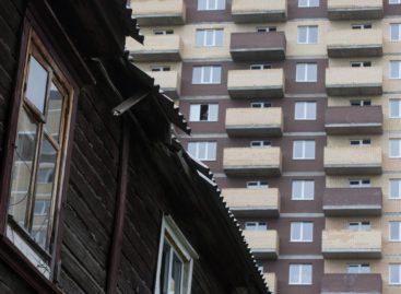 Программа по переселению из аварийного жилья продолжается