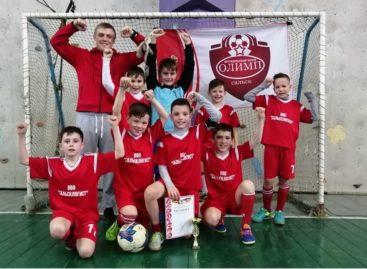Юные сальские футболисты стали лидерами в Ростовской области