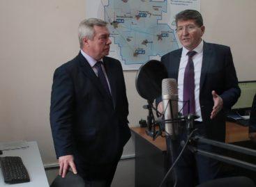В Песчанокопском районе заработала современная радиосеть