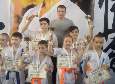 Каратисты СК «Катана» отличились в Ростове