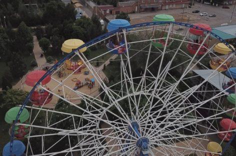 Сальск готовится побороться в конкурсе за 100 миллионов рублей на преображение парка