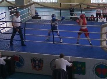 Первенство Ростовской области по боксу прошло в Сальске. Наши спортсмены — среди лучших