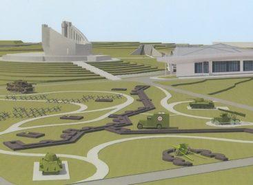 Сальчане могут помочь в строительстве народного музея «Самбекские высоты»