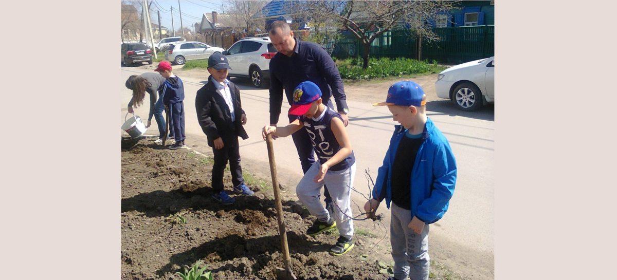 В школах Сальского района активно работают Советы отцов и дедов