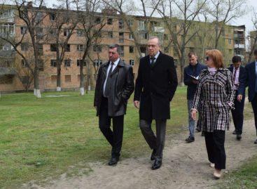 В Сальске побывала информационная группа правительства Ростовской области