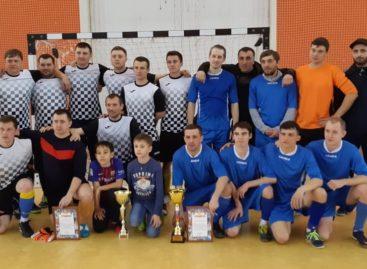В Целине разыгран Кубок высшей лиги — «МаксиДент»