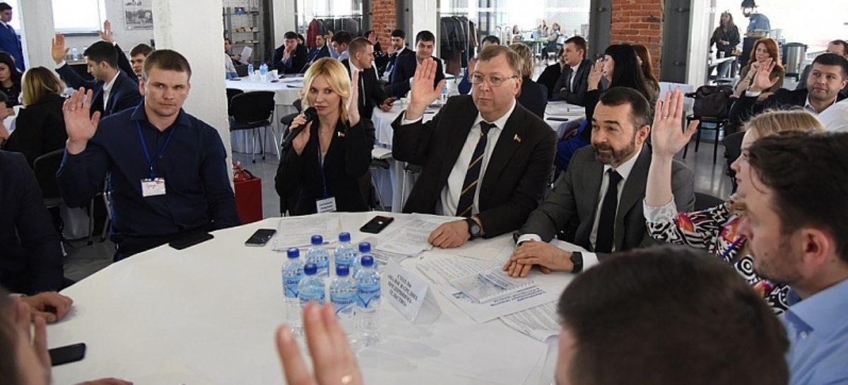 Молодые депутаты обсудили реализацию национальных проектов в Ростовской области