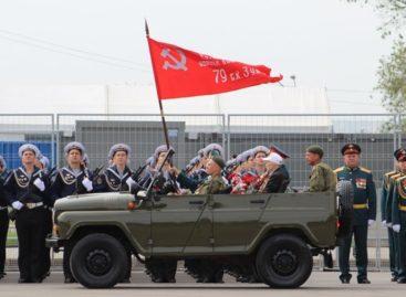 В параде Победы в донской столице будут участвовать свыше 3.200 человек