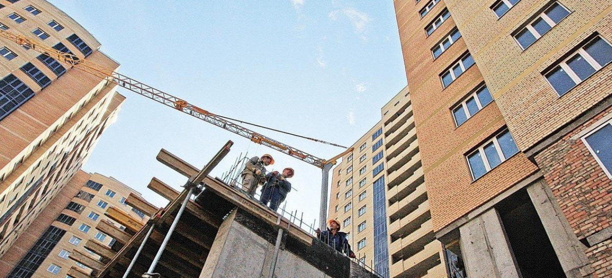 Три областных проекта по направлению «Строительство» осуществят в Донском регионе в течение шести лет