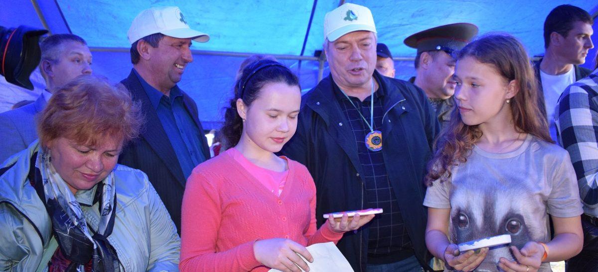 Сальчан снова приглашает «Воспетая степь»