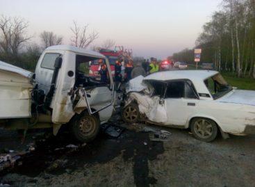 На границе Сальского района произошла трагическая авария