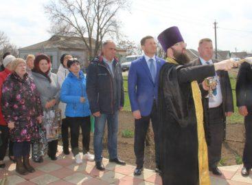 В часовне села Екатериновка Сальского района появилась новая икона