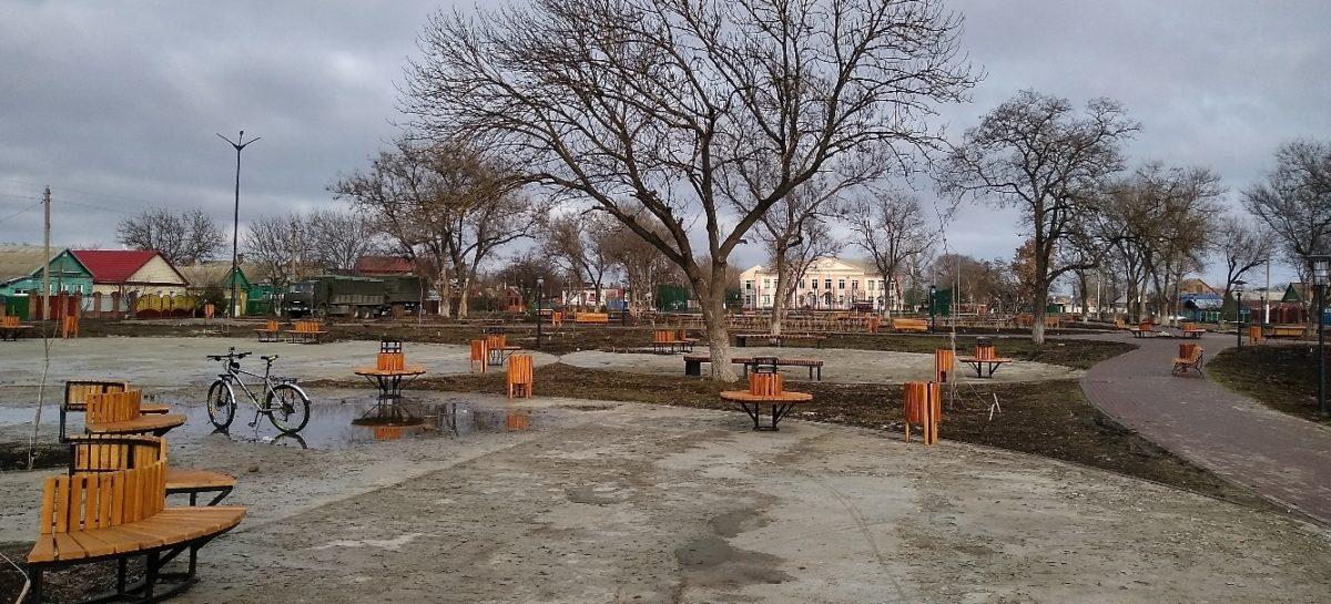 Сальчан приглашают на субботник в парк по улице Ванцетти